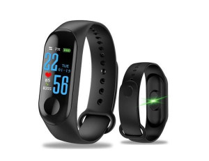 Smart Band Bracelet Heart Rate Watch Activity M3  Fitness Tracker - GNG
