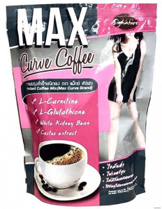 Max Curve Coffee for Slimming