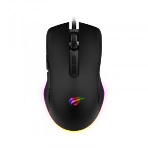 Havit MS877 RGB Backlit Black Gaming Mouse