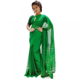 Tangail Jum Silk Saree (MT-1554)