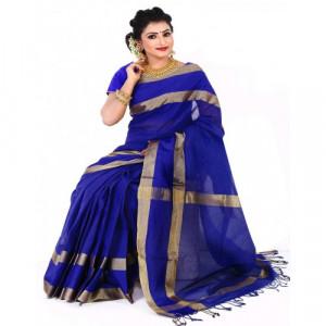 Taat Half Silk Saree (PS-722)