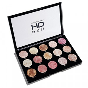 Makeup Revolution Pro HD Amplified Get Baked 15 Color Palette Eyeshadow