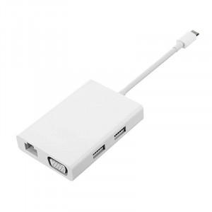 Xiaomi Mi USB-C to VGA and Gigabit Ethernet Multi Adapter