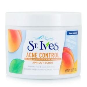 St. Ives Acne Control Oil Free Apricot Scrub 283g