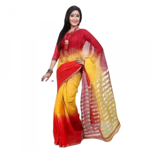 Tangail Half Silk Saree (PR-3009)