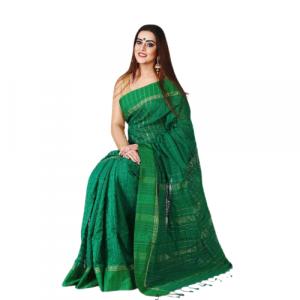 Tangail Half Silk Saree (PS-1036)