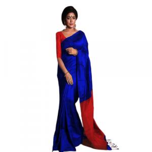 Tangail Half Silk Saree PS-1046