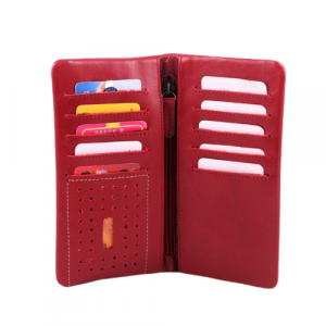 Leather Mobile Wallet Long Lasting