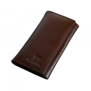 Leather Purse Wallet 100% Genuine Leather (PW-258)