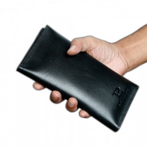 Leather Mobile Wallet 100% Genuine Leather (PW-269)