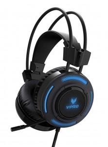 Rapoo VPRO VH200 Wired Black Illuminated Gaming Headset