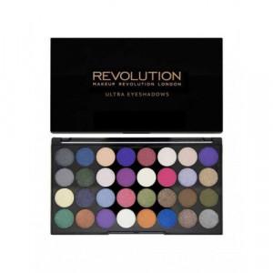 Makeup Revolution Eyes Like Angels 32 Colors Palette Ultra Eyeshadows
