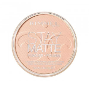 Rimmel Stay Matte Pressed Powder Shade: Pink Blossom 14g