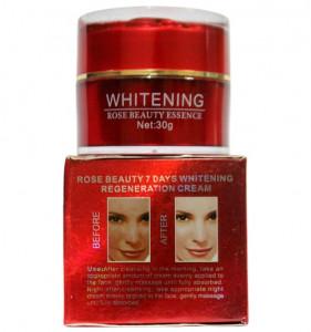 Rose Beauty Regeneration Whitening Cream 30g