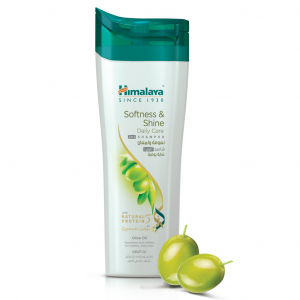 Himalaya Herbals Softness & Shine Daily Care Olive Oil Shampoo - 400ml