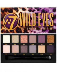 W7 Wild Eyes Eye Shadow Palette