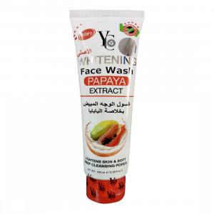 YC Papaya Extract Whitening Face Wash 100ml