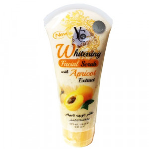 YC Whitening Facial Scrub With Apricot Extract 175ML
