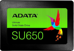 A DATA SU650 120GB 2.5 Inch ASU650SS-120GT-R SATAIII SSD
