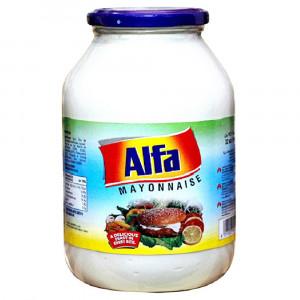 Alfa Mayonnaise Jar 32 Oz