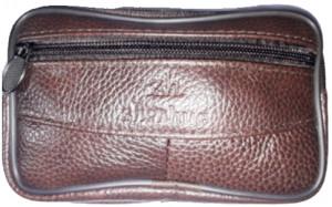 Leather Waist 03 Zippers Pocket Bag -C: 0319
