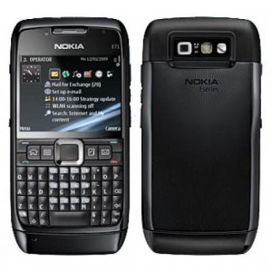 Nokia E71 Original Qwearty Keyboard Mobile