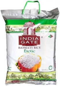 Exotic Indian Basmati White Rice - 5kg