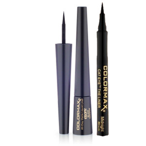 Colormax Eye Liner Combo Offer - 02