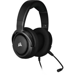 Corsair HS35 CA-9011195-AP Wired Black Stereo Gaming Headset-Carbon (AP)