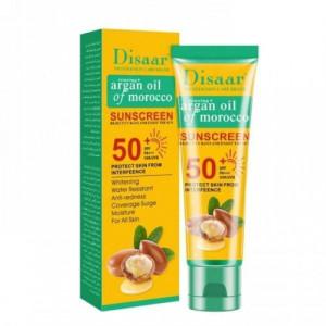 Disaar Argan Oil Of Morocco Sunscreen SPF 50+