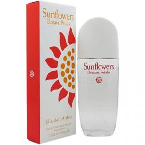 Elizabeth Arden Sunflowers Dream Petals Eau De Toilette Spray 100ml for Women
