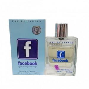 Facebook Vaporisateur Natural Spray Eau De Parfum 100ml