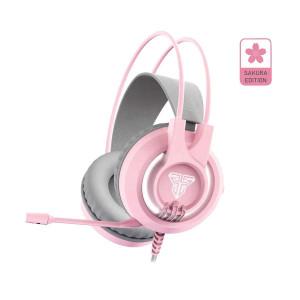 Fantech HG20 Chief II Sakura Edition RGB Wired Pink Gaming Headphone