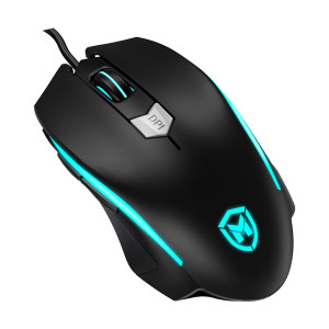 Micropack G850 6-Button 3200DPI Black Optical Gaming Mouse