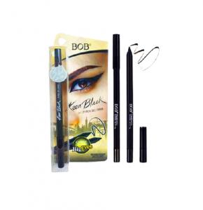 BOB Keen Black Pencil Gel Eye Liner