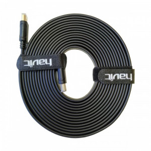 Havit HDMI Male to Male, 5 Meter, Cable