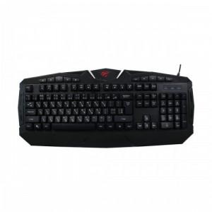 Havit KB505L Black USB Multi-Function Backlit Gaming Keyboard