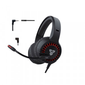 Fantech HQ52 TONE Wired Black Gaming Headphone