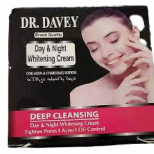 Dr. Devy Deep Cleansing Day & Night Whitening Cream