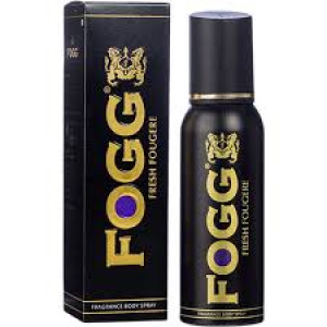 Fogg Fresh Fougere Black Men Body Spray - 120ml