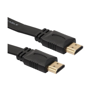 Havit HDMI Male to Male, 1.5 Meter, Black Cable