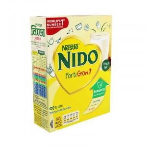 Nestle Nido Fortgrow Full Cream Milk Powder 350gm