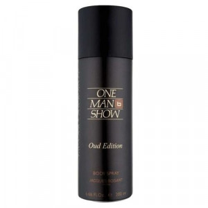 One Man Show Oud Edition Body Spray 200ml by Jacques Bogart