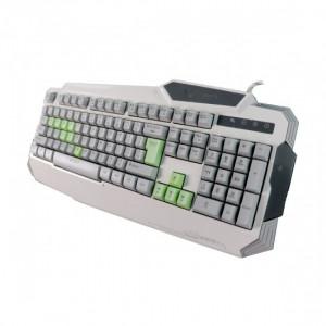 Rapoo VPRO V52 Backlit Wired White Gaming Keyboard