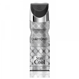 Stay Cool Diamond Body Spray 200ml