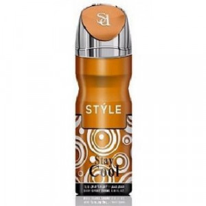 Stay Cool Style Body Spray 200ml