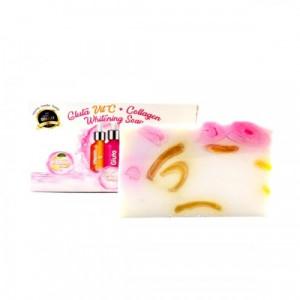 Gluta Vit C + Collagen Whitening Soap