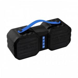 Teutons Toledo X8 Bluetooth Black-Blue Speaker