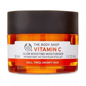 The Body Shop Vitamin C Glow Boosting Moisturiser Cream 50ml