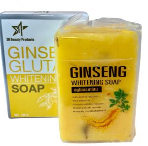 Ginseng Gluta Whitening Soap